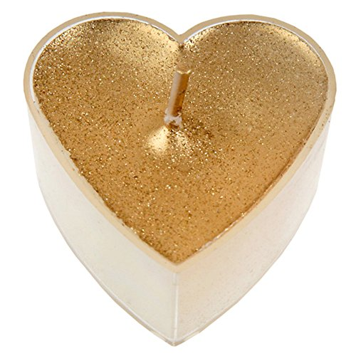 Glitter Gold, 4 Stück ()