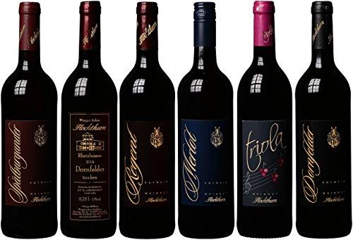 Weingut Achim Hochthurn Probierpaket Rotweine trocken bis feinherb (6 x 0.75l)