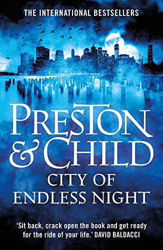 City of Endless Night (Agent Pendergast, Band 17)
