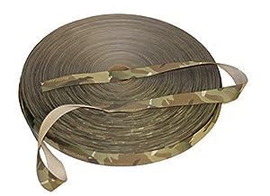 5metres–25mm–2,5cm en nylon ruban de reliure Crye Multicam