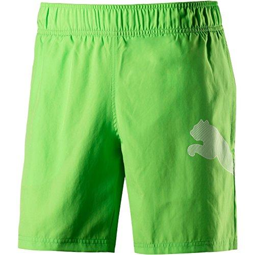 PUMA Herren Hose Active Big Cat Beach Shorts hellgrün