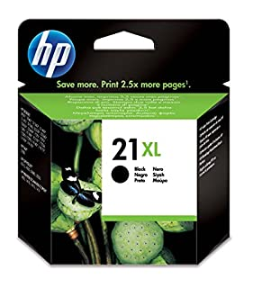 HP 21XL - Cartucho de tinta Original HP 21XL de álta capacidad, color negro (B003GC4TH4) | Amazon price tracker / tracking, Amazon price history charts, Amazon price watches, Amazon price drop alerts