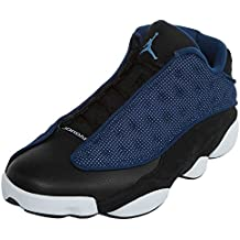 official photos 94c80 97020 Air Jordan 13 Low 'Brave Blue' - 310810-407