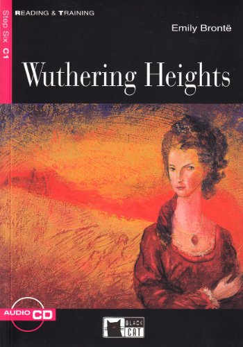 Wuthering heights. Con CD Audio (Reading and training) por Emily Brontë