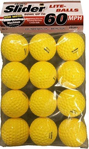 Slider/Bälle für Paceman Ballmaschine Bälle