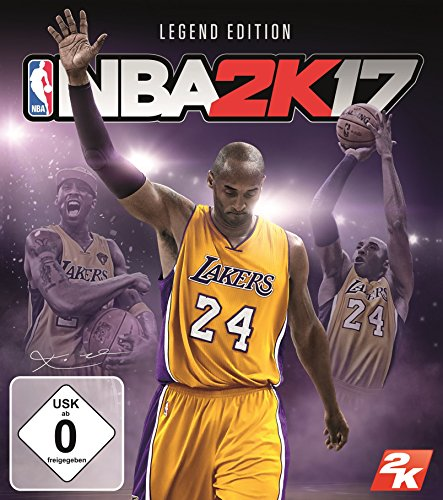 NBA 2K17 Legend Edition Gold [PC Code - Steam] (Basketball Gold Gm)