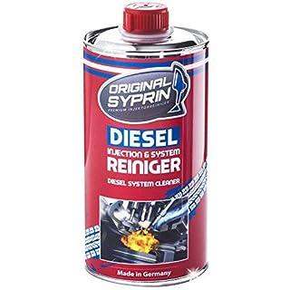 SYPRIN Original Diesel Reiniger Diesel-Additiv System-Reiniger Einspritzdüsen-Reiniger Injektor-Reiniger Diesel-Reinigung Dieselmotoren 500 ml