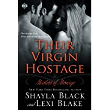 Their Virgin Hostage, Masters of Ménage, Book 5 (English Edition)