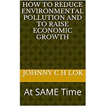 HOW TO REDUCE ENVIRONMENTAL POLLUTION AND TO RAISE ECONOMIC GROWTH: At SAME TIME (English Edition)