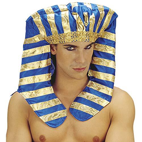 Widmann 3408f - copricapo faraone adulto, costume carnevale