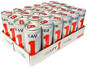 Heavy 1 the Clear Energy Drink 24 x 0,25l