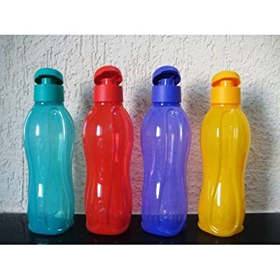 Tupperware Eco easy 750 ml flip top 4 set (4*750 ml)