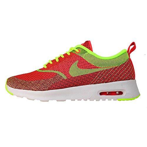 nike air max s Thea JCRD QS addestratori correnti 666545 scarpe da tennis MERCURIAL-HYPER PUNCH/VOLT-BLACK-IVORY