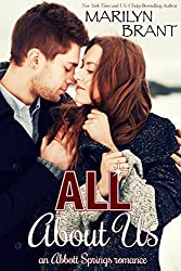 All About Us: an Abbott Springs romantic novella (English Edition)