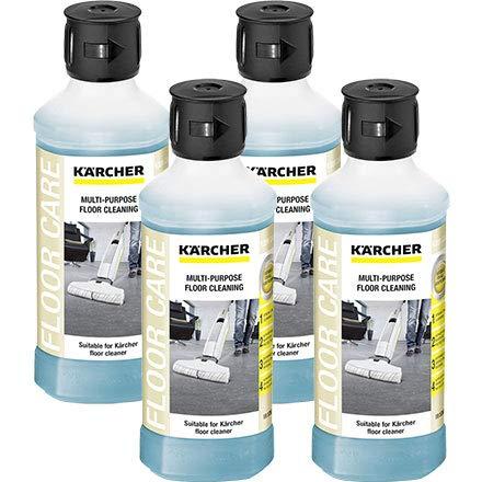 Kärcher RM 536 Bodenreinigung Universal, 4er Pack (4 x 500ml)