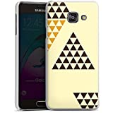 Samsung Galaxy A3 (2016) Housse Étui Protection Coque Triangle Triangle Triangle