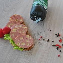Max Metzger Bierwurst mit Käseeinlage - 2er Pack