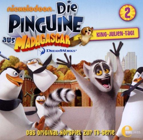 Die Pinguine aus Madagascar - Folge 2: King-Julien-Tag