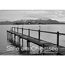 Stille am Chiemsee (Wandkalender 2017 DIN A2 quer): Schwarzweißfotos und Haikus zu Motiven der Stille am Chiemsee (Monatskalender, 14 Seiten ) (CALVENDO Natur)