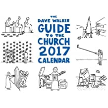 The Dave Walker Guide to the Church 2017 Calendar