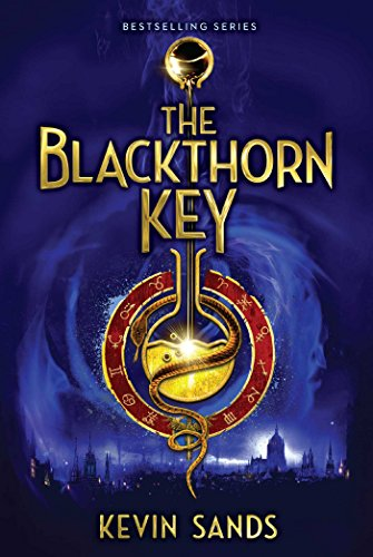 The Blackthorn Key (English Edition)
