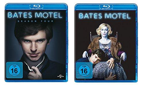 Bates Motel - Season Four & Five im Set - Deutsche Originalware [4 Blu-rays]