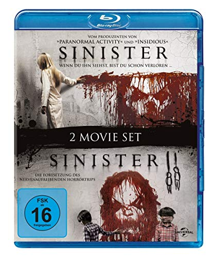 Sinister 1&2 [Blu-ray]