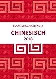 Sprachkalender Chinesisch 2018