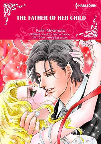 The Father Of Her Child: Harlequin comics (English Edition)