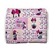 Trapunta Caleffi Disney Culla Doghe Minnie Fantasy Prezzo Offerta Colore rosa