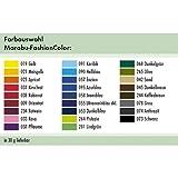 Marabu 17400023090 Textilfarbe, Fashion Color, Hellblau