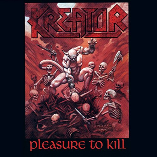 Pleasure to Kill [Explicit]