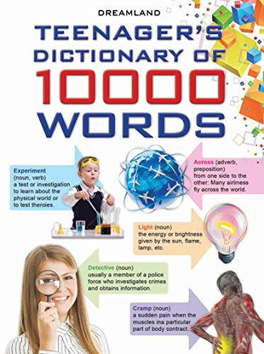 TEENAGERS' DICTIONARY - 10000 WORDS