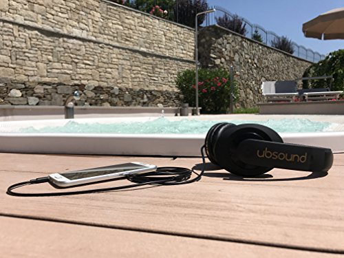 UBSOUND Dreamer - Cuffie Stereo On-ear con Microfono - Connettore ... a16a4607b0ec