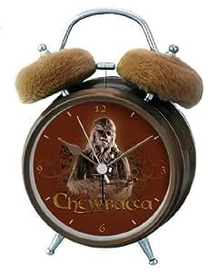 Star Wars Wecker mit Chewbacca Sound Analog 21602