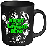 Night of the Living Dead (Poster) Tasse