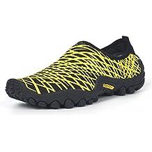 Neopreno superelástico. Zapatos de Agua Unisex Hombre Mujer Niña Niños  Calzado de Natación Secado Rápid para Buceo Snorkel 0915e7c84aa