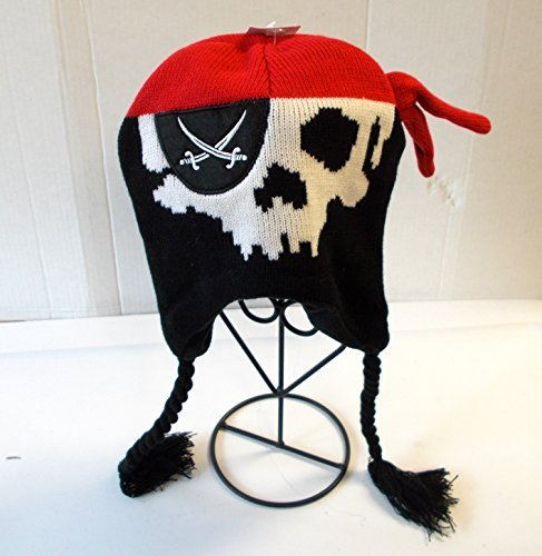 hat-pirate-stocking-hat-eye-patch-childs-osfm-nwt