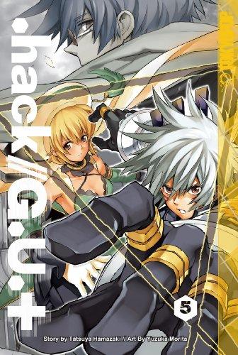 Hack//G.U.+, Volume 5