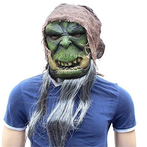 val Partei Liefert Film World of Warcraft Peripheren Latex-Maske Maske ()