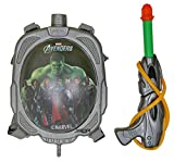 #7: Jiada Officialy Licensed By Star Toys Holi Pressure Water Gun Pichkari Tank Squirter | Gifts Online | 2 Litre (Avengers)
