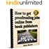How to get proofreading jobs online from book publishers