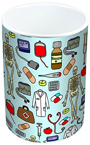 51gujNCK5EL - Selina-Jayne Doctors Limited Edition Designer Mug and Coaster Gift Set