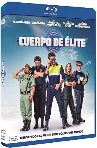 Cuerpo De Élite [Blu-ray]