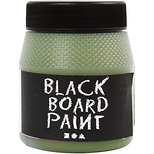 Tafelfarbe, grün, 250 ml