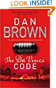 #6: The Da Vinci Code (Robert Langdon)