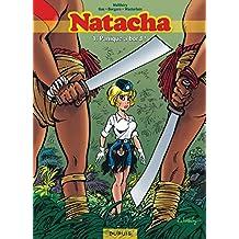 Natacha, l'intégrale tome 1 : Panique à bord