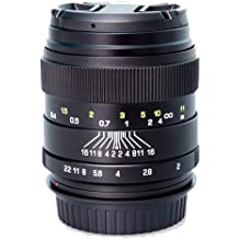 Mitakon 35mm f/2 (Sony Alpha) Standard-Prime Lens