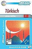 Türkisch ohne Mühe. Multimedia-PC. Lehrbuch + CD-ROM - Dominique Halbout, Gönen Güzey