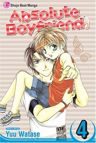 ABSOLUTE BOYFRIEND 04: v. 4